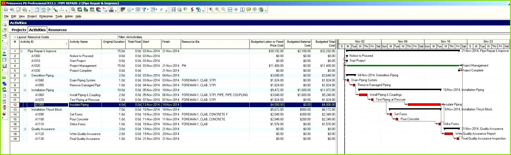 Introduction to Spreadsheets and Models Also Großartig Wartungsplan Vorlage Xls 7199