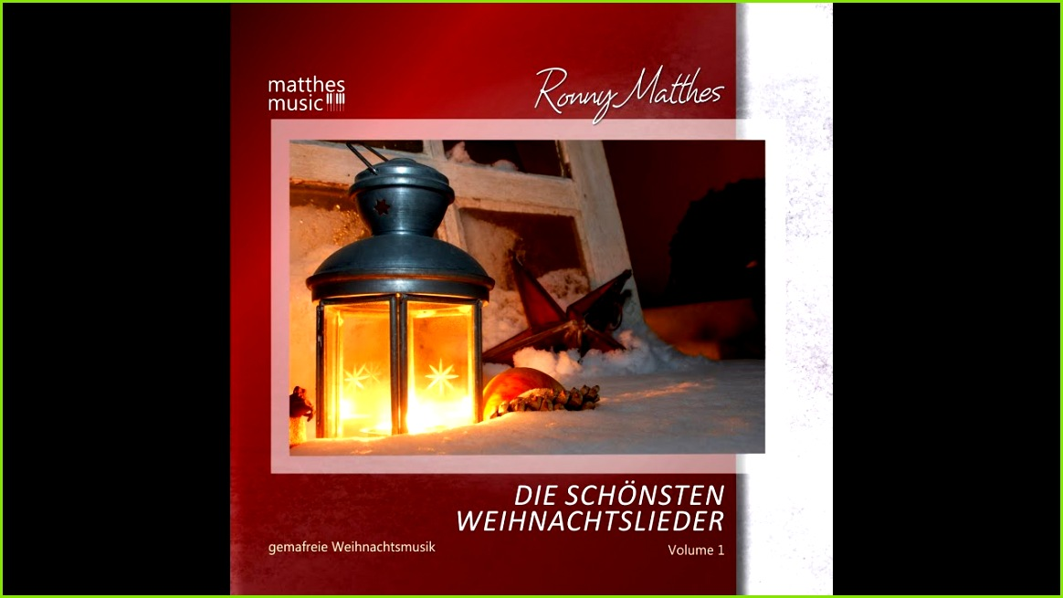 CD Die schönsten Weihnachtslieder [Gemafreie Weihnachtsmusik Christmas Songs