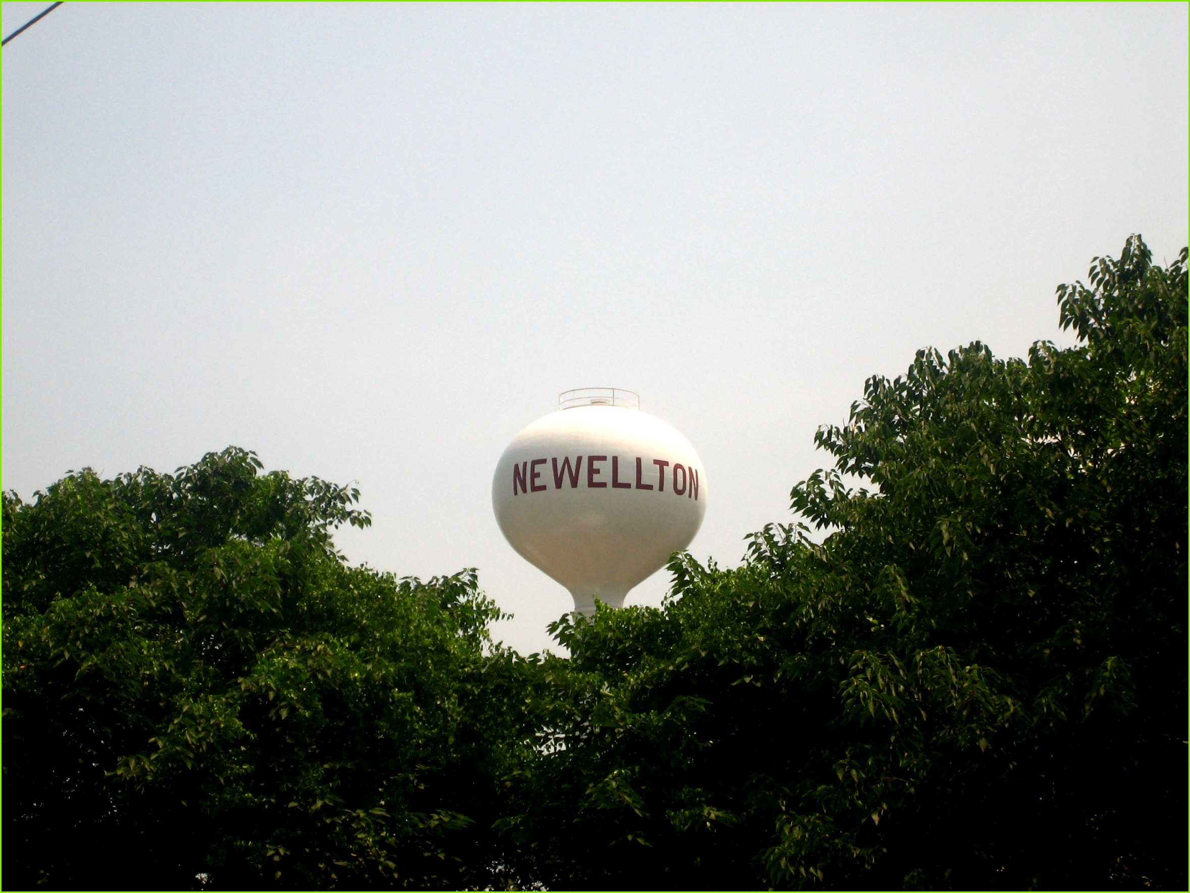 Newellton LA Water Tower IMG 1272 JPG