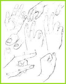 Hände zeichnen lernen für Anfänger dekoking 2 Realistisch Zeichnen Zeichnen Lernen