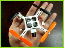 Der Bau von Drohnen und Anwendung von 3D Druckern gehören in der Maker