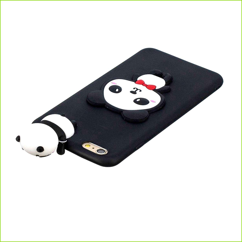 Gummi TPU Hülle für iPhone 6S Plus Weich Silikon HandyHülle für iPhone 6 Plus Moiky Stilvoll