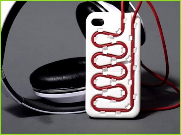 Nützliche iPhone Hülle aus dem 3D Drucker per Shapeways bestellbar