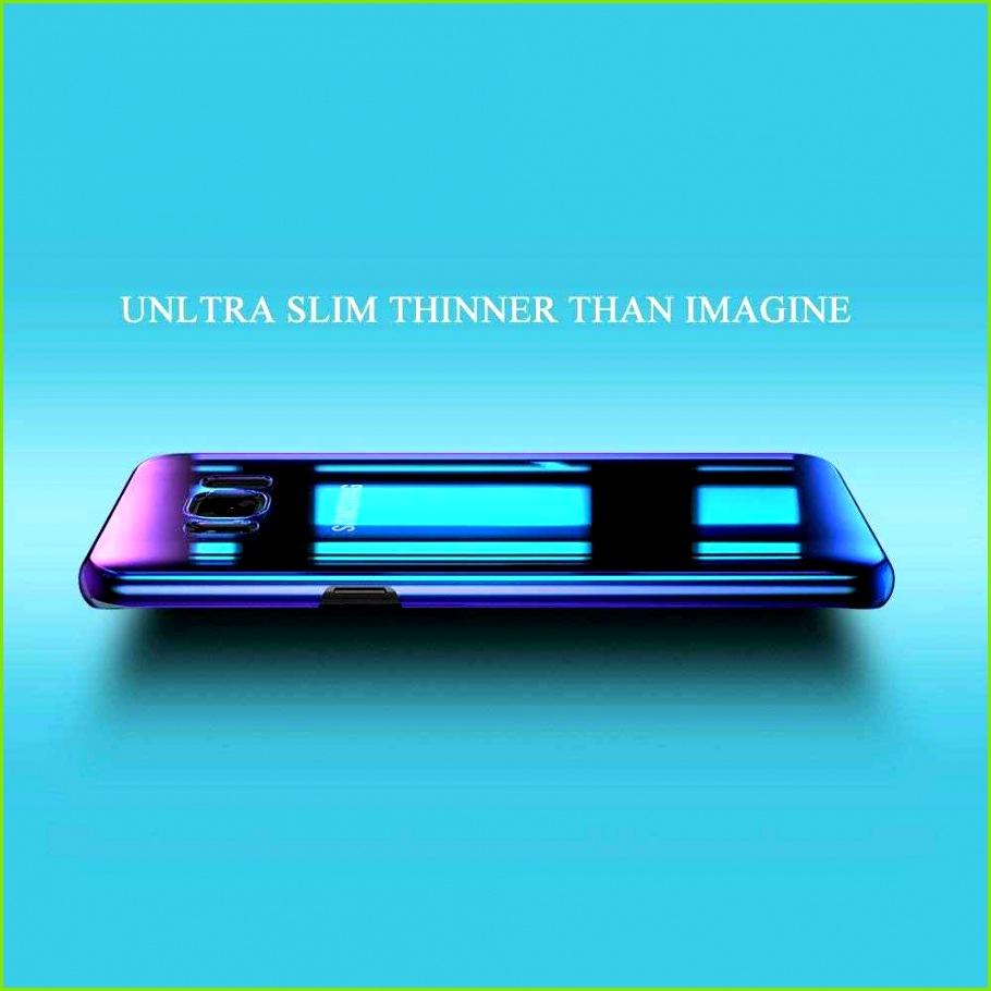 FLOVEME Samsung Galaxy S8 Hülle Bunte Transparent Amazon Elektronik