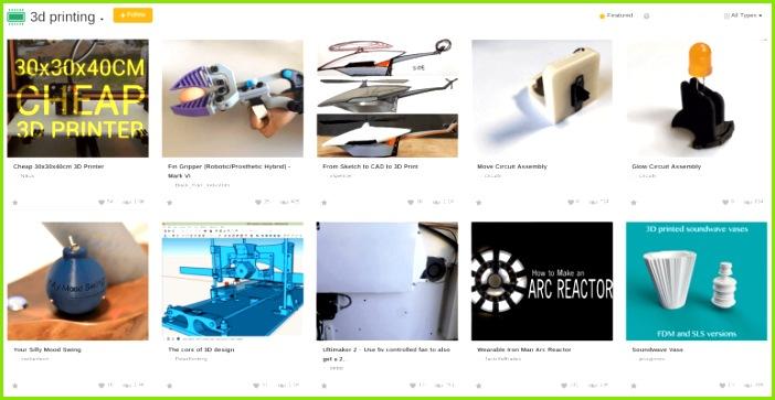 Image of Free STL Files 3D Printer Models & 3D Printer Files Instructables
