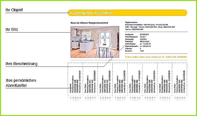 Abreißzettel Vorlage Pdf Bewundernswert Abreißzettel Bzw Aushangzettel Für Wohnungen Häuser