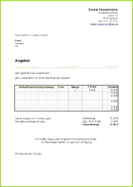 Checkliste Hausbau Excel Inspiration Angebot Vorlage Excel Schön Genial Angebot Vorlage