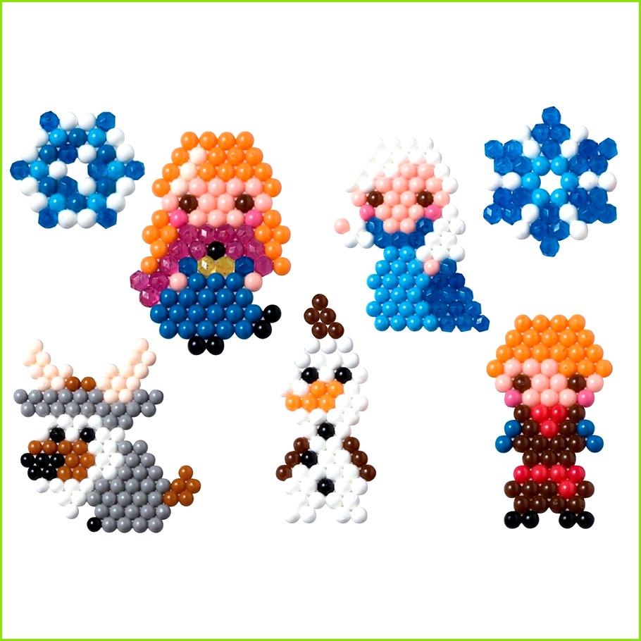 Frozen Aquabeads
