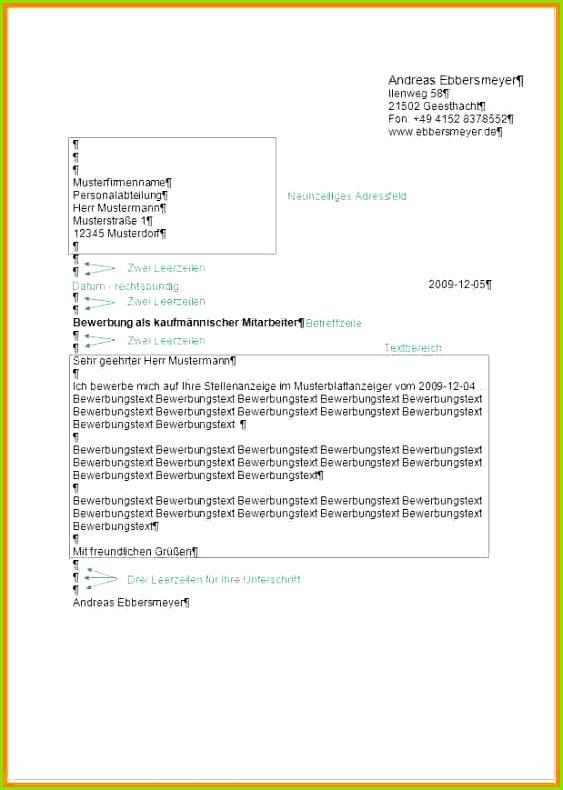 11 Word Vorlage Geschäftsbrief Din 5008 Baku Vision