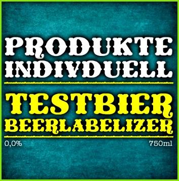 Bieretiketten selbst gestalten Kostenlos mit Beer Labelizer Individuelle Produkte individuelle Geschenke