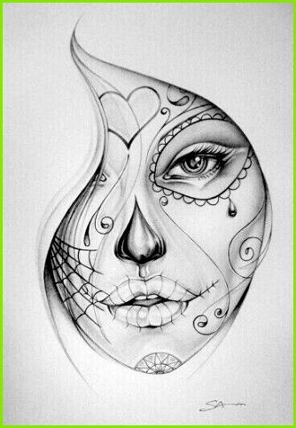 Beautiful Tattoo Skizzen Skizzen Zeichnen Bleistiftzeichnungen Maltechniken Ozelot Tattoo Gesicht