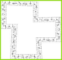 Wohnungsbau Grundrisse Wohnen Planzeichnung Konzept Architektur Baupläne Wie Man Plant