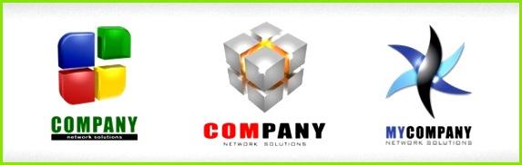 3D logos sample 1