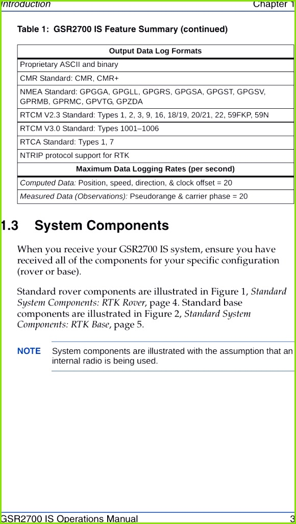 Page 14 of GSR2700 IS receiver w BT User Manual 750 1
