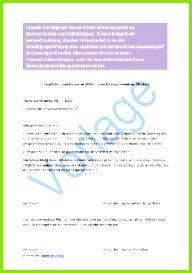 Verpflichtungserklärung zum Datengeheimnis Vorlage zum Download