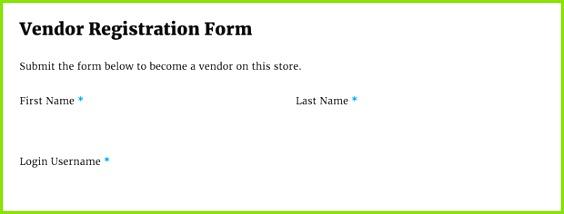 Product Vendor Registration 2x