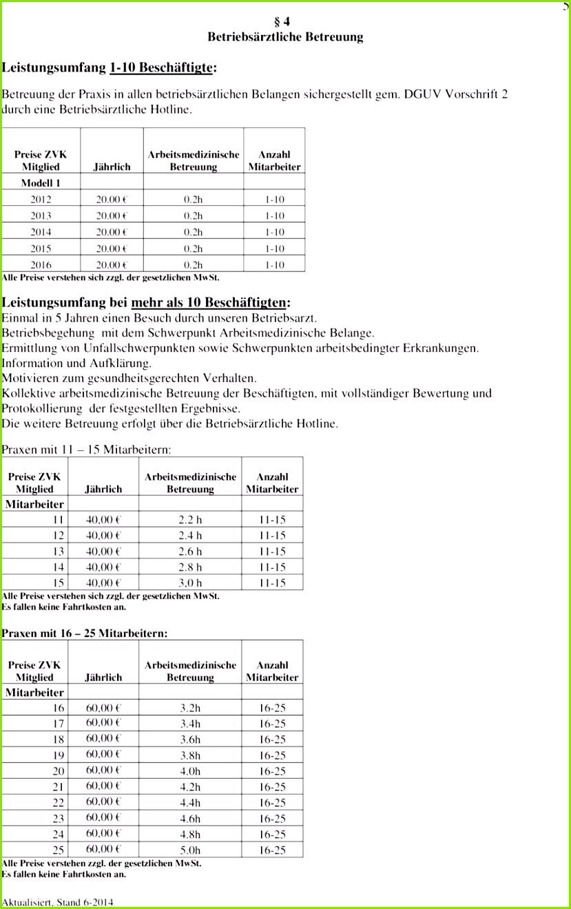 Dguv Gefahrdungsbeurteilung Vorlage Schön Betreuungsvertrag Incl Preisvereinbarung Kostenaufstellung 1vvimzh hdq