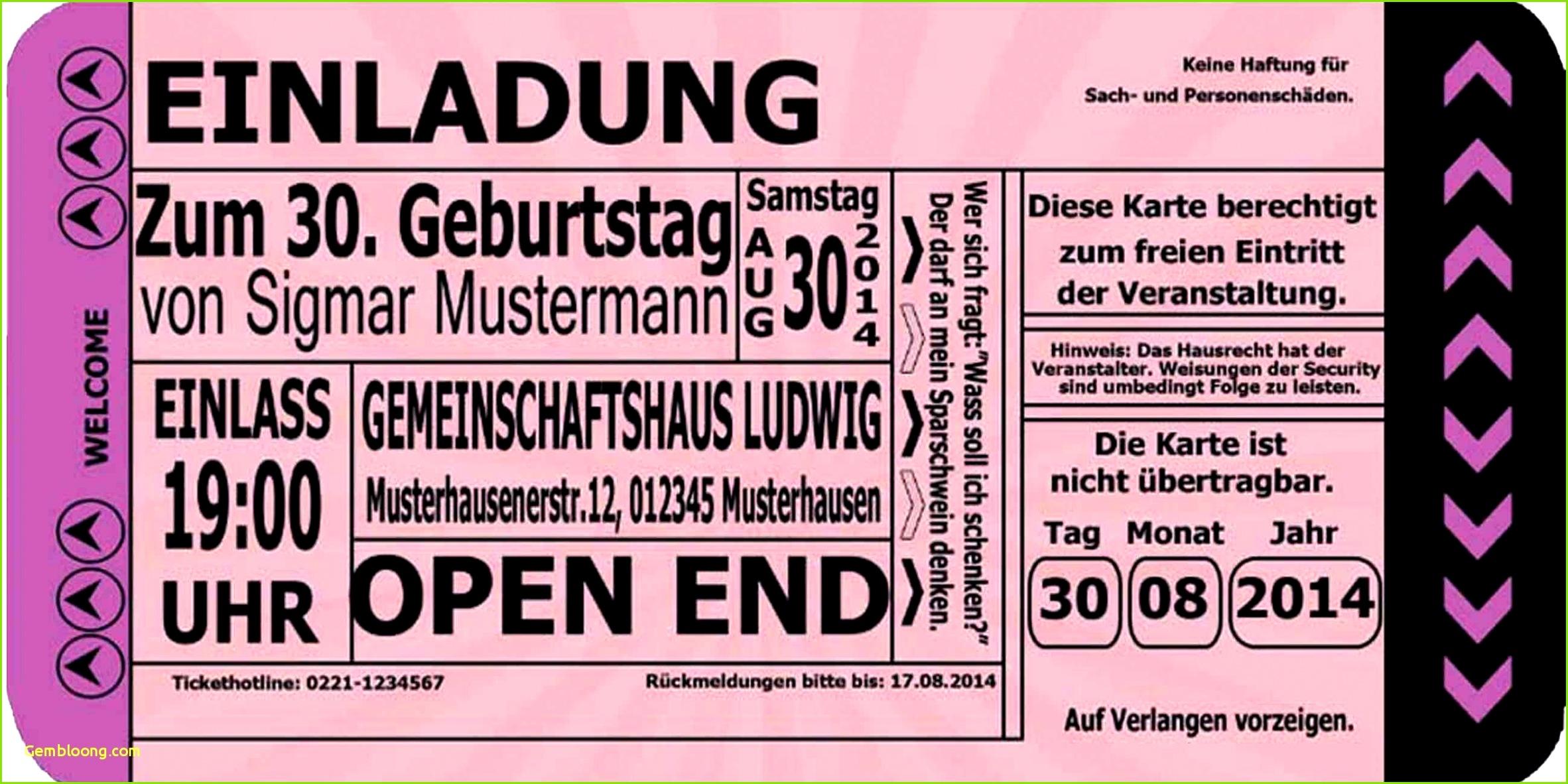 Einladungskarten Vorlagen Geburtstag Einladungskarten 30 Geburtstag Vorlagen
