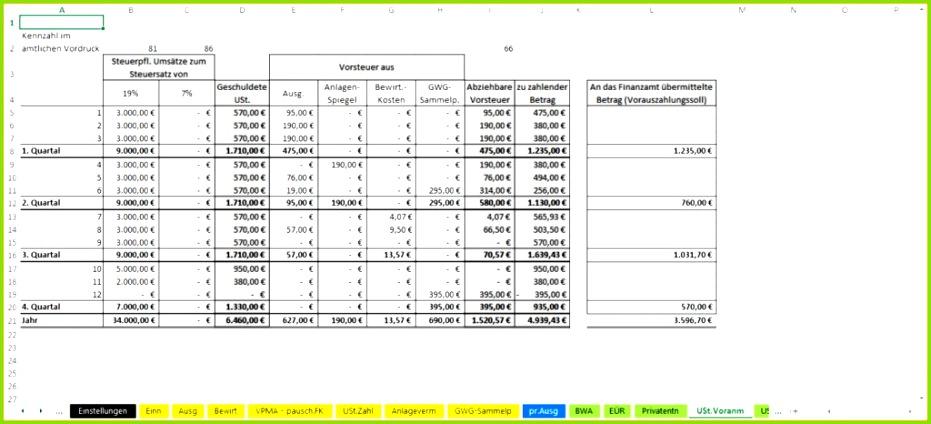 Excel Vorlage Einnahmen Ausgaben 20 Einnahmen Ausgaben Rechnung Mit Einnahmen Ausgaben Rechnung Excel Vorlage