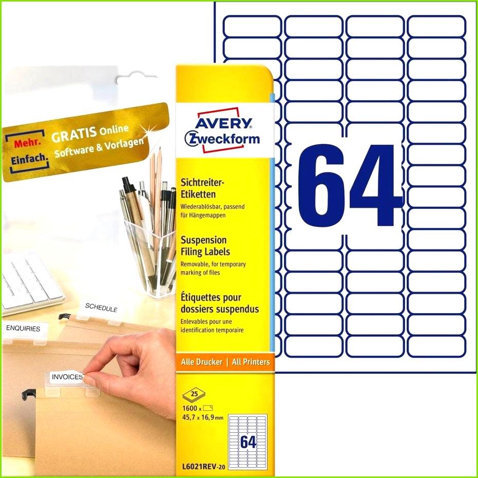 Sichtreiter Etiketten L6021REV 25 Inhalt 1 600 Etiketten 25 Bogen
