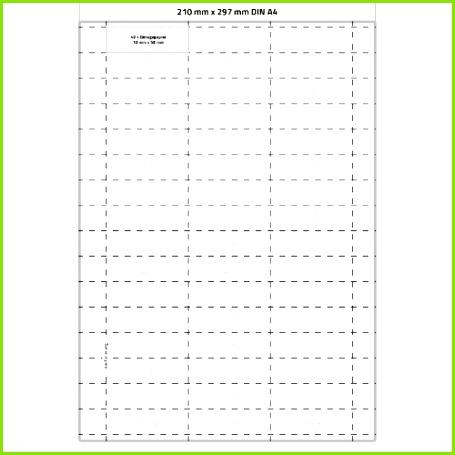 Papiereinlage Hängeregister Papiereinlage Hängeregister