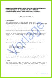 vorschau datenschutzerklaerung muster 201x300