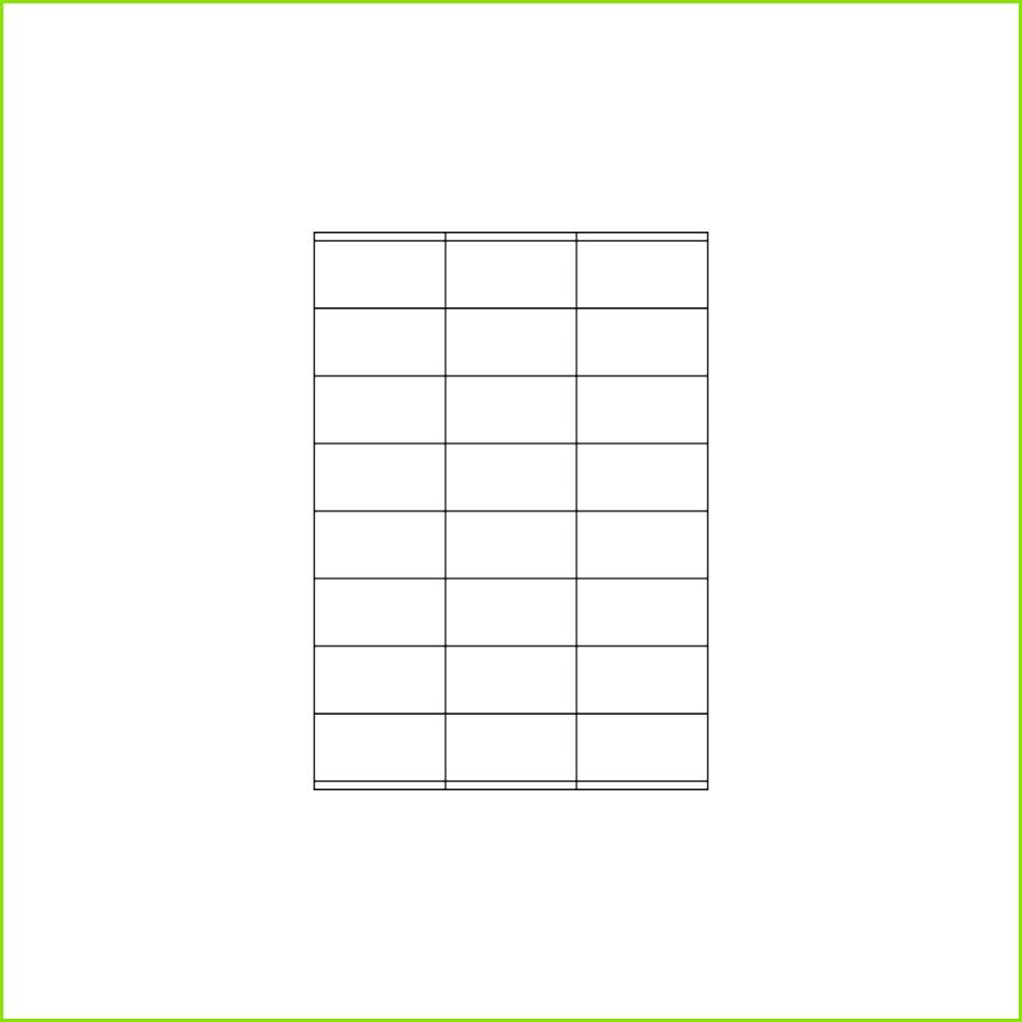 DIN A4 Blattetiketten aus Papier 70 x 36 mm weiß matt 100 Blatt pro Packung