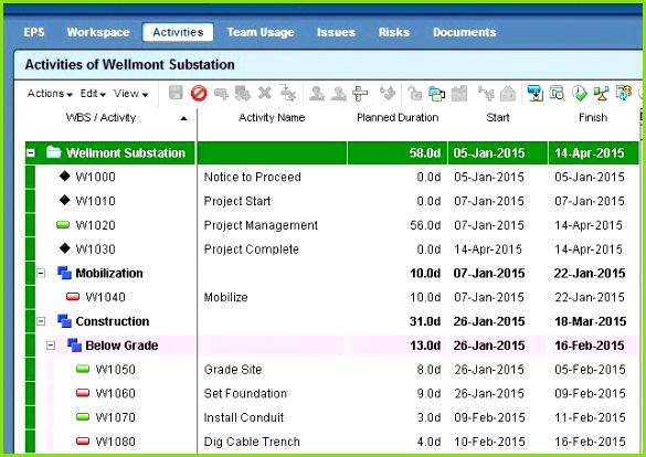 Urlaubsplaner Excel Vorlage Gantt Chart Sample Chart Designs Template