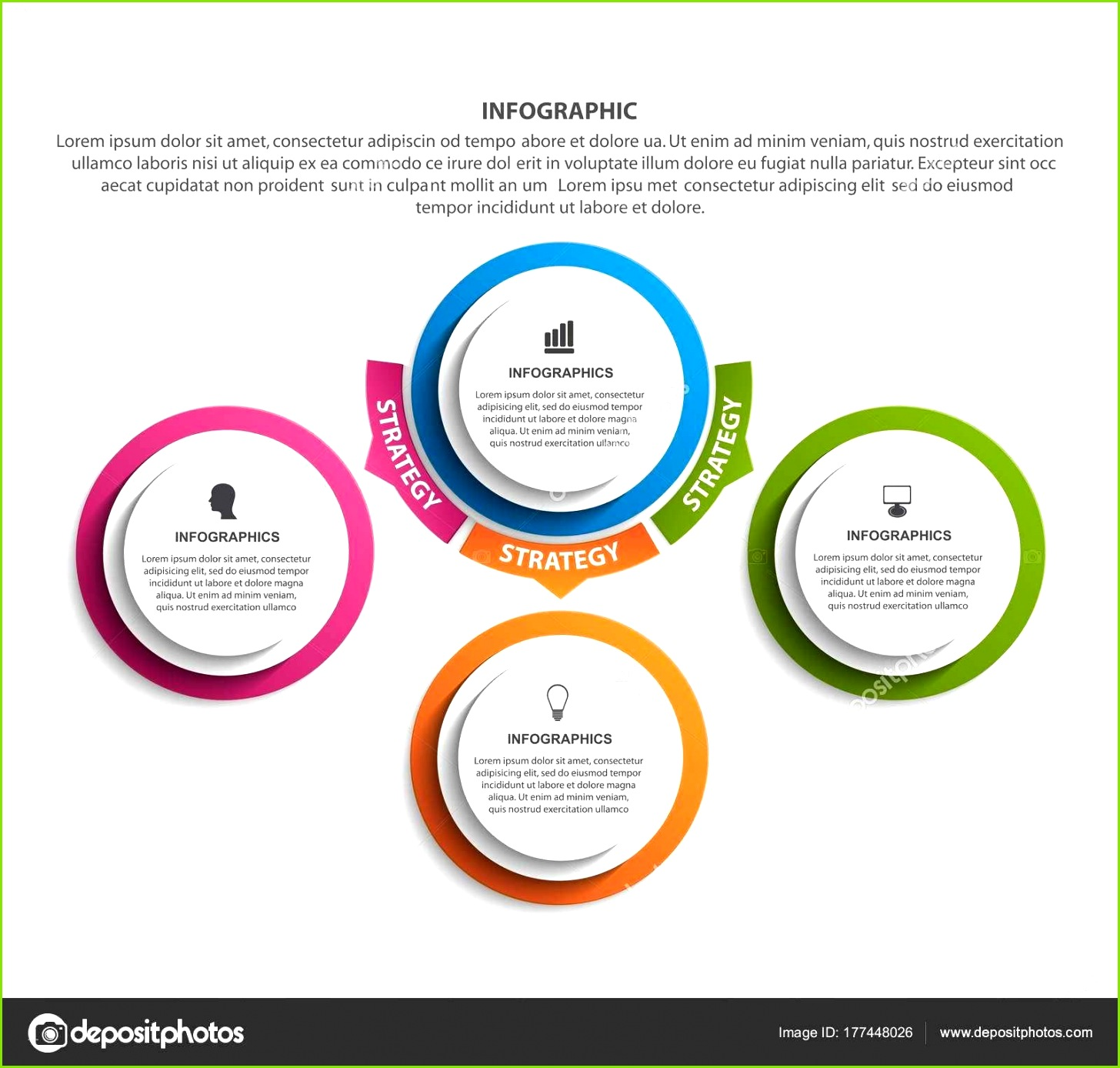 Managed Services Infographic – ¢Ë†Å¡ Infographic Template for Powerpoint astonishing Ppt 0d