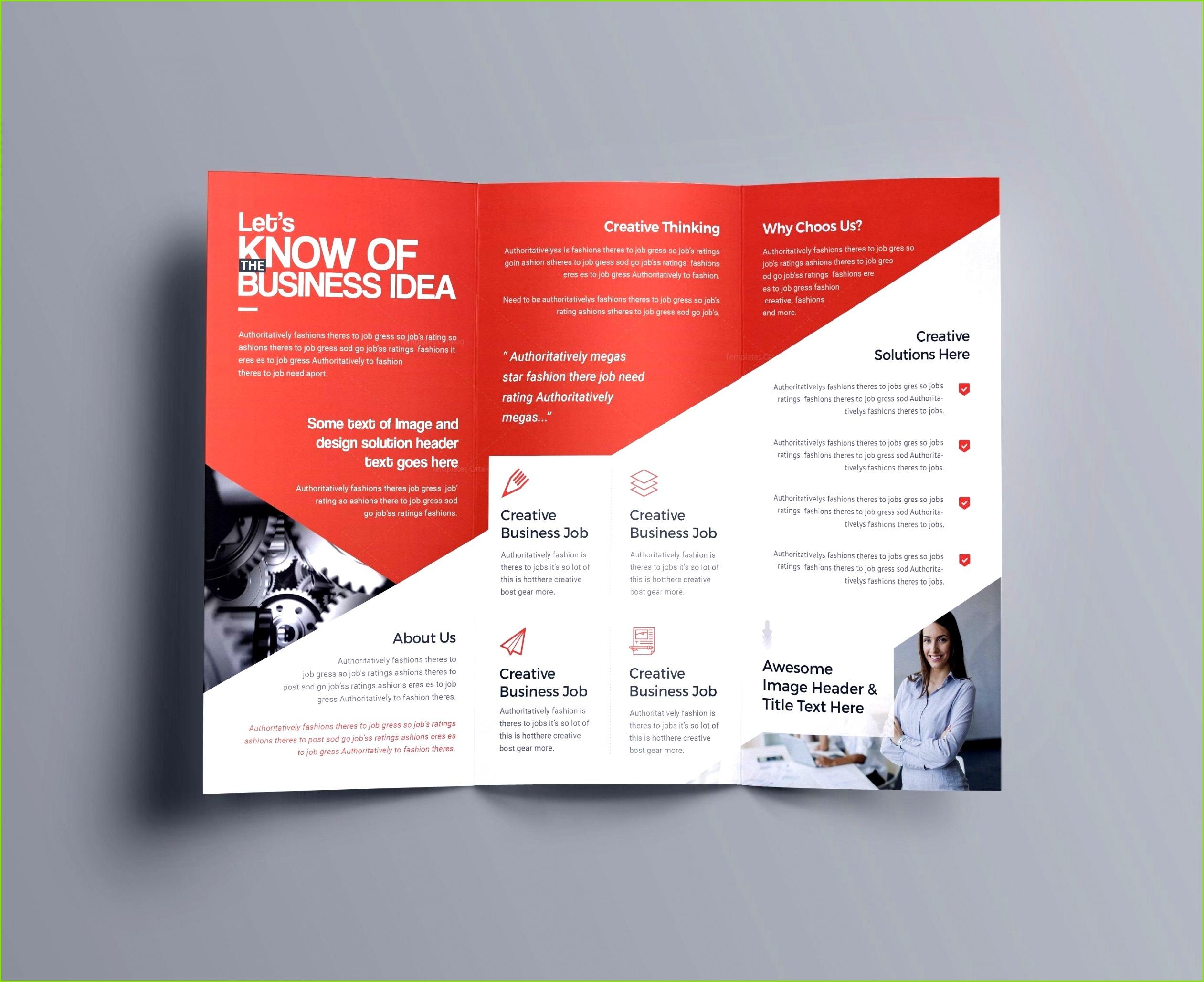 Brochure Design Templates Free Download Psd Unique pany Brochure Template Free Download Aphrodite Business Tri Fold