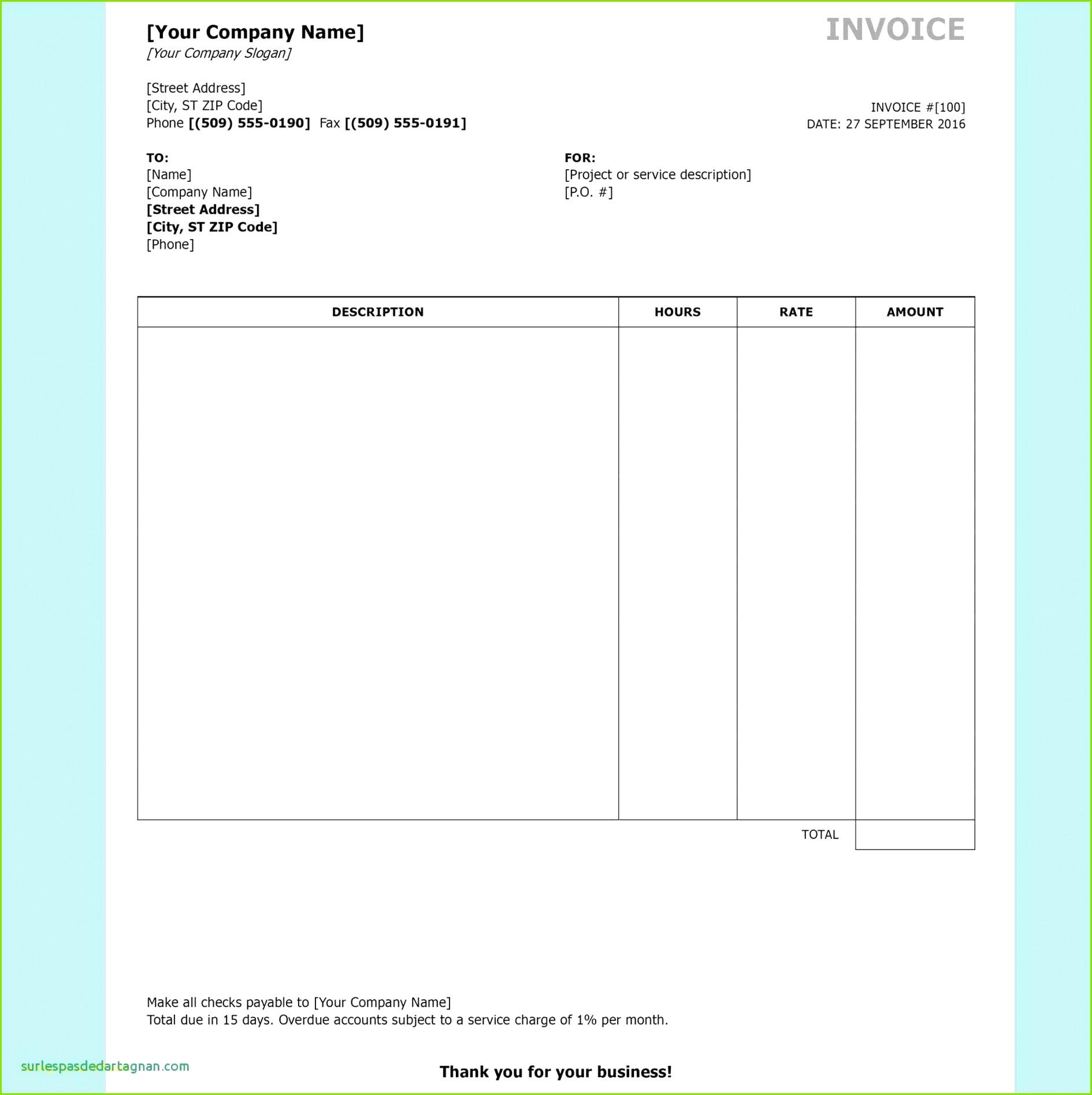 Excel Invoices Templates Free and Invoice Word Template Unique Ivoice Template 0d Archives Free Resume gefahrstoffkataster vorlage gefahrstoffverzeichnis