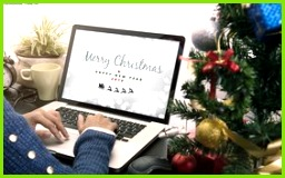 Weihnachtsgrüße mit Herz 10 E Mail Vorlagen beeindrucken