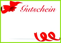 GUTSCHEIN JUBILAEUM kostenlos erstellen und ausdrucken