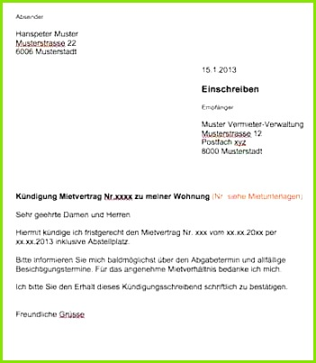 Hausarztvertrag Kündigen Vorlage Kündigung Vorlage Arbeitsvertrag Schweiz – Muster Vorlage