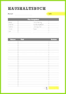 Seite 1 von 9 Haushaltsplan Vorlage Haushaltsbuch Vorlage Haushalts Ordner Terminplaner Spickzettel