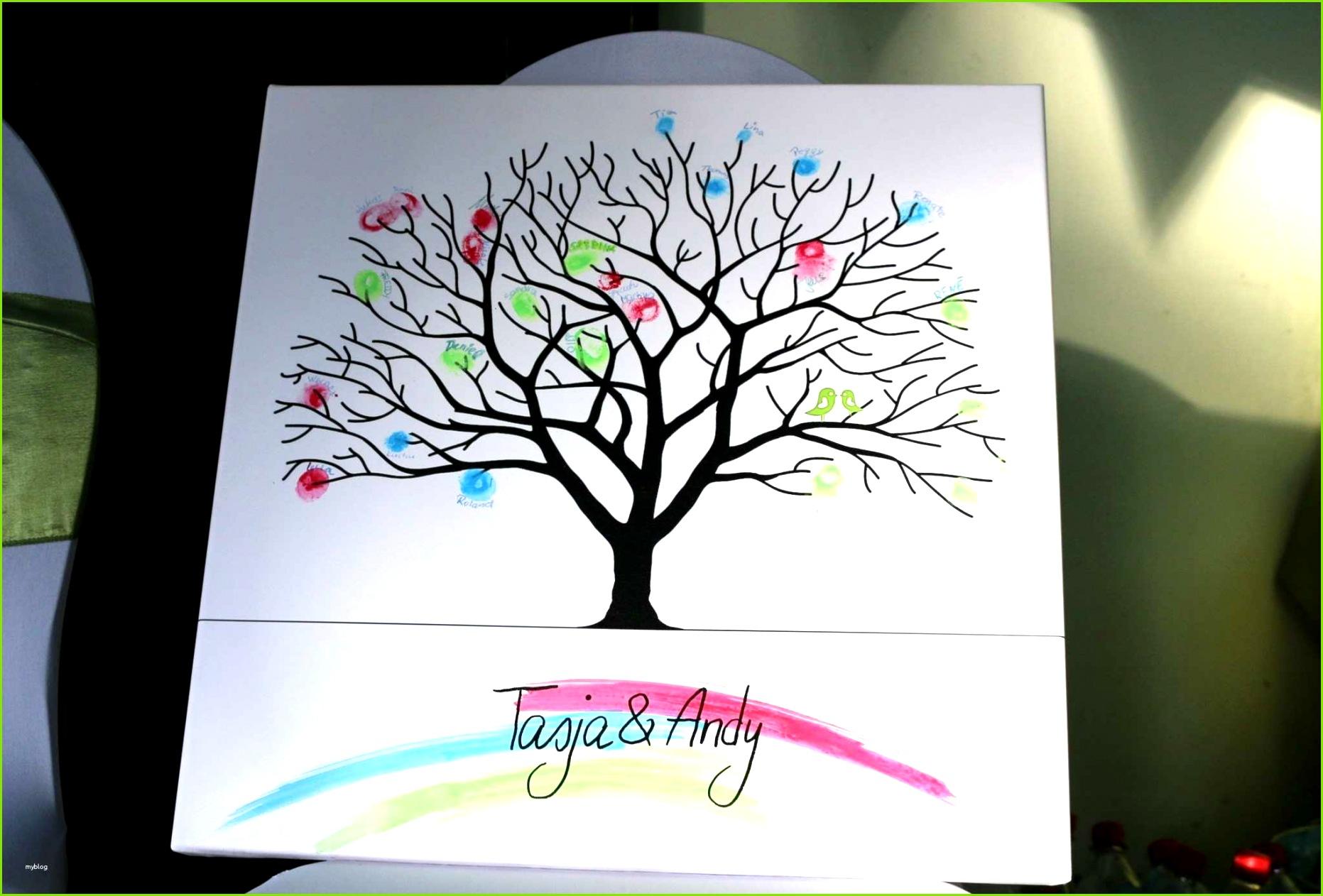 Hochzeit Bild Malen Gäste Vorlage Wunderbar Hochzeitsbaum Auf