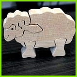 Basteln Mit Holz Holz Ideen Kleine Leute Basteln Mit Kindern Schafe