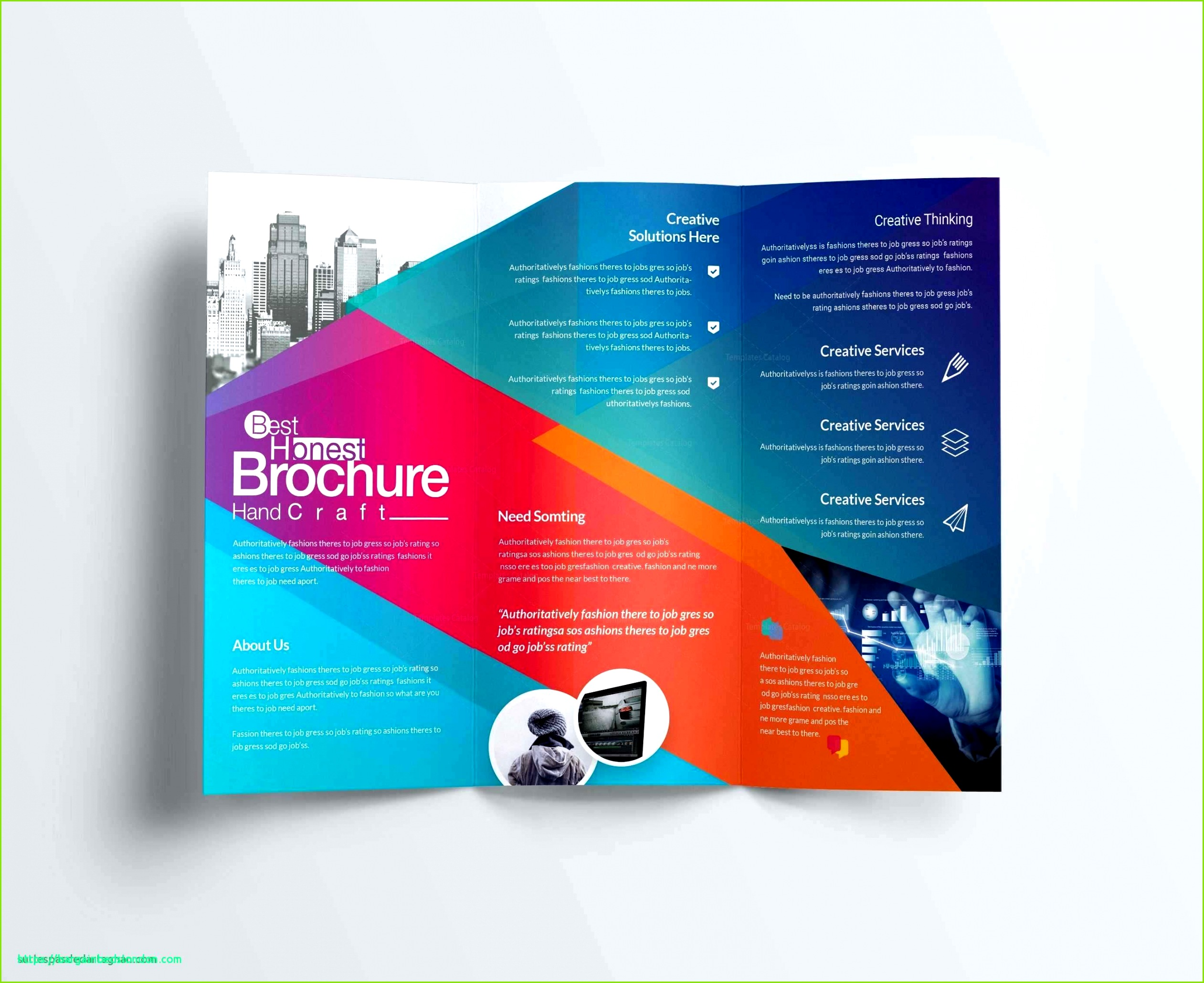 Free Adobe Illustrator Templates Download New Free Adobe Illustrator Brochure Templates Brochure Templates Free