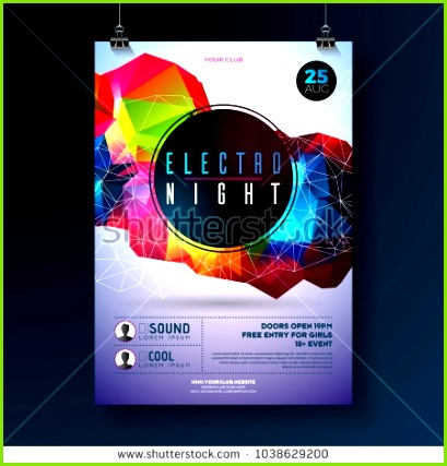 Flyer Templates Free Awesome Flyer Background Template Free Poster Flyers Template