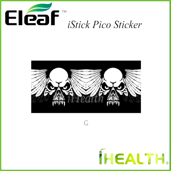 Istick Pico Logos Free Eleaf istick Pico Stickers 11 Choice for Different Patterns