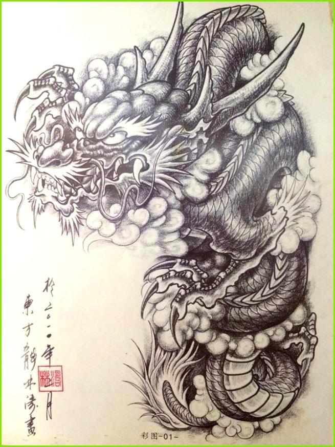 Drachen Tattoo Vorlagen Unvergesslich Desenhos De Drag£o Leandro Carlos Tattoo Instagram Einzigartiges Drachen