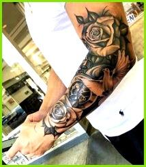 Ich liebe schöne Tätowierung liebe schone tatowierung Unterarm Tattoo Mann Tochter Tattoos