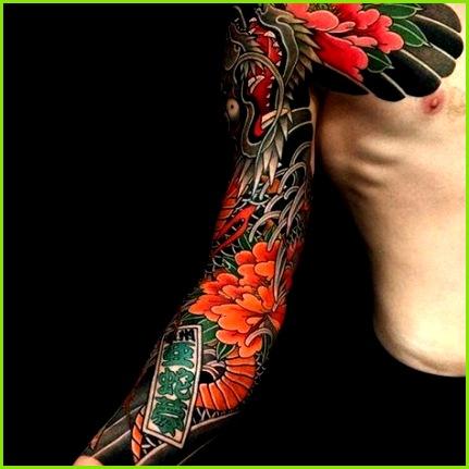 кДтё☆ρσℓє Tattoos Oberarm Tattoo Vorlagen Tattoo Männer Idee Tattoo Japanische