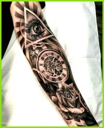 Sie Tattoo Bilder FrauenTattoo AugeJapanische TattoosUnterarm