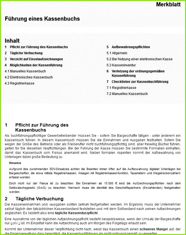 Excel Vorlage Kassenbuch Inspiration Haushaltsbuch Führen Vorlage Inspiration
