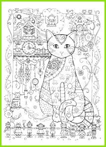 Malvorlagen Erwachsene Malbuch Für Erwachsene Ausmalbilder Katzen Malvorlagen Zum Ausdrucken Kostenlose Malvorlagen