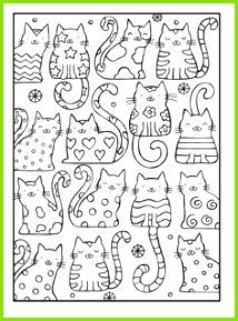 Malbuch Kostenlose Malvorlagen Findus Malvorlagen Zum Ausdrucken Ausmalbilder Katzen Vorschule