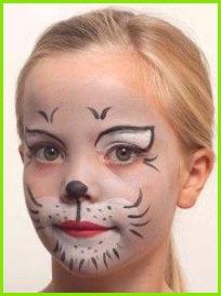 Programm für Kleinen 272 besten Kostüme Bilder auf Pinterest – Kinderschminken Vorlagen Zum Ausdrucken
