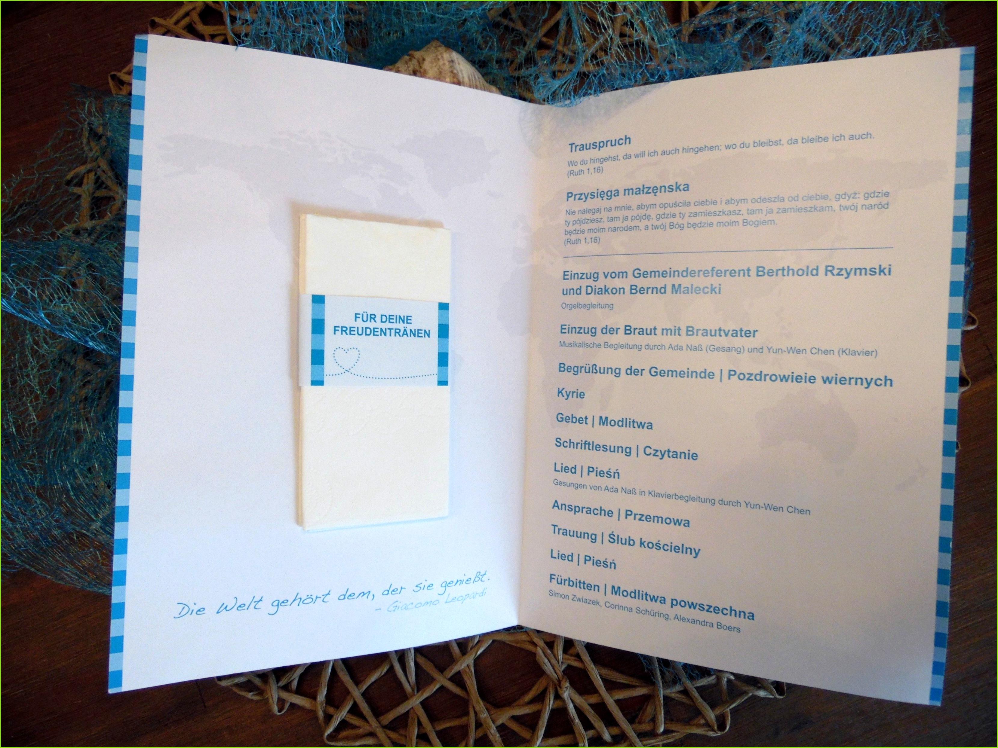 Text Für Dankeskarte Hochzeit Schön Kirchenheft Hochzeit Vorlage Word