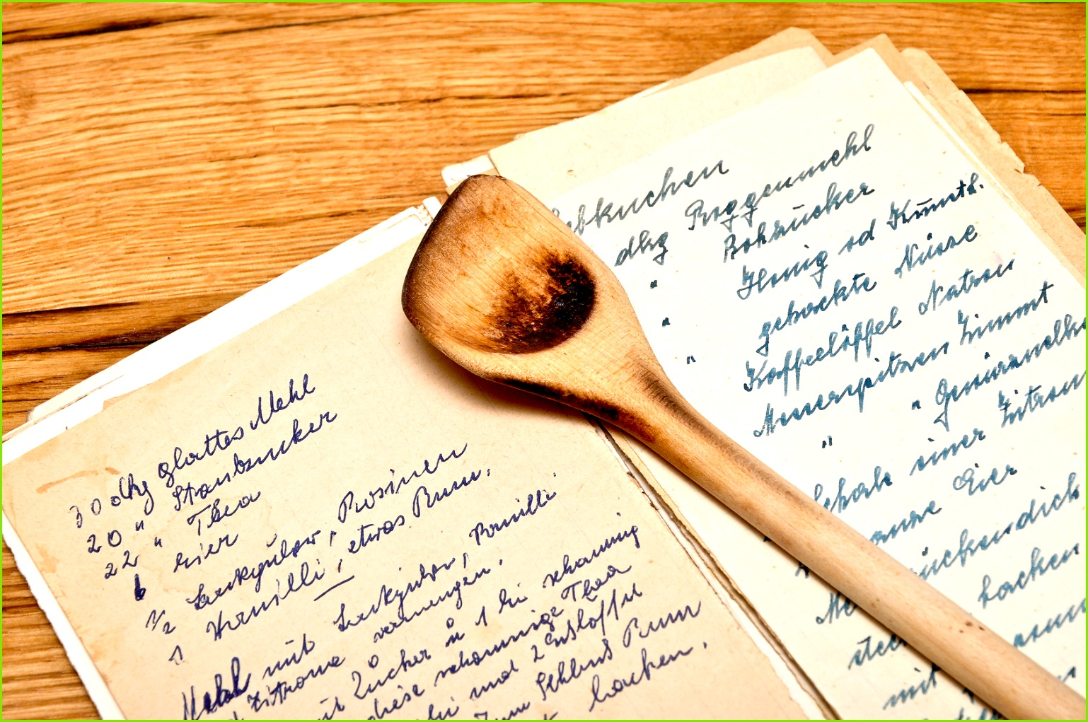 Kochbuch selber machen – Schritt für Schritt Anleitung